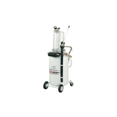 Пневматический экстрактор с колбой AOE2090