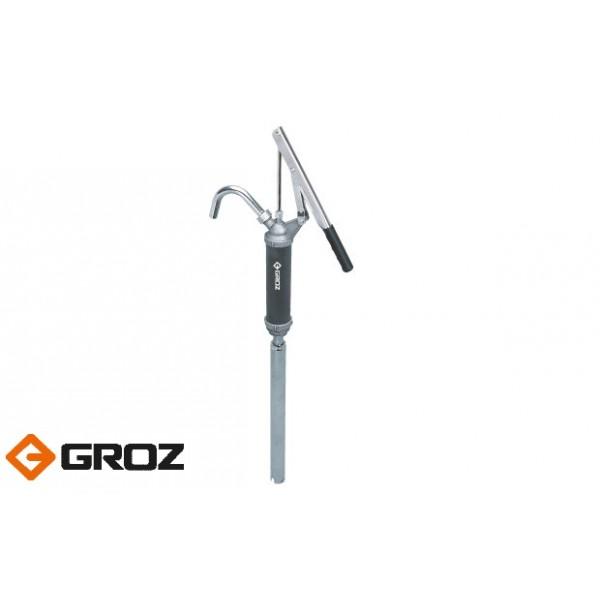 Насос бочковый, рычажный для масел GROZ GR44100 - LBP/04