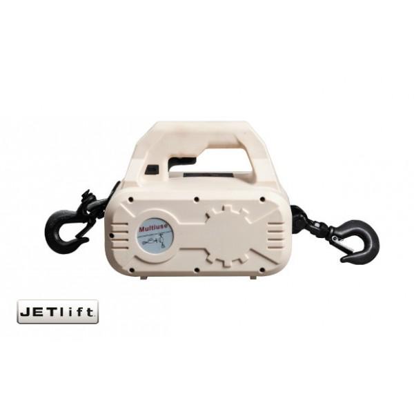 Электрическая тяговая лебедка 24V