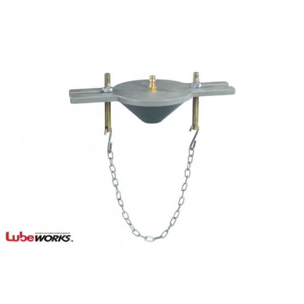 Адаптер конический для установок Lubeworks BP2000