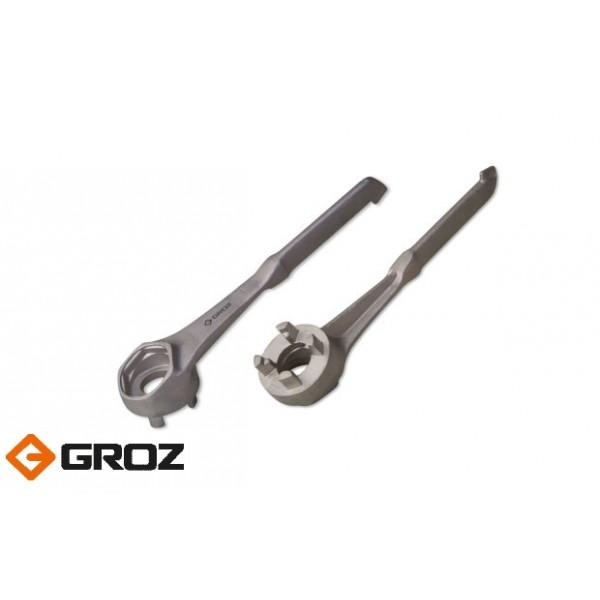 Неискрящий ключ для крышек бочек.Арт. GR44385