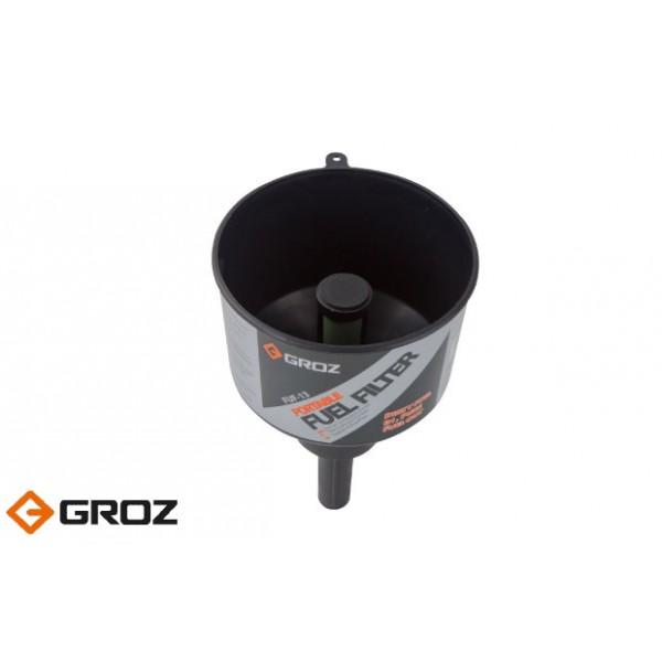 Портативный топливный фильтр с воронкой