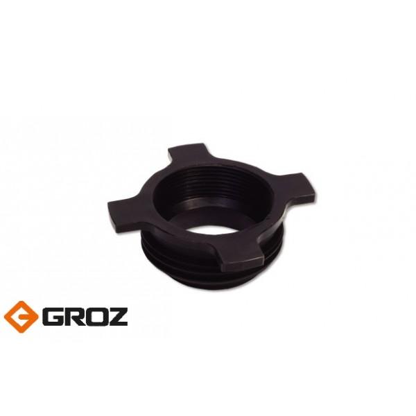 Резьбовой адаптер для соединения бочки и насоса