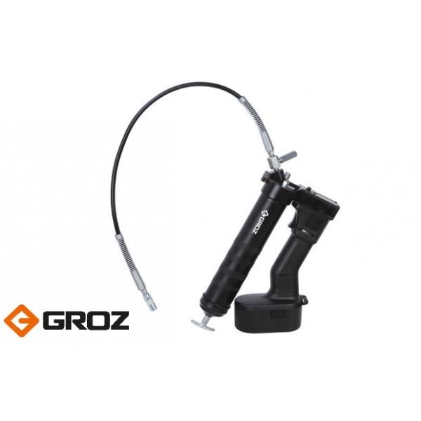Электрический шприц для смазки с аккумулятором 19.2V GROZ BPGG/19/EU Арт. GR47201