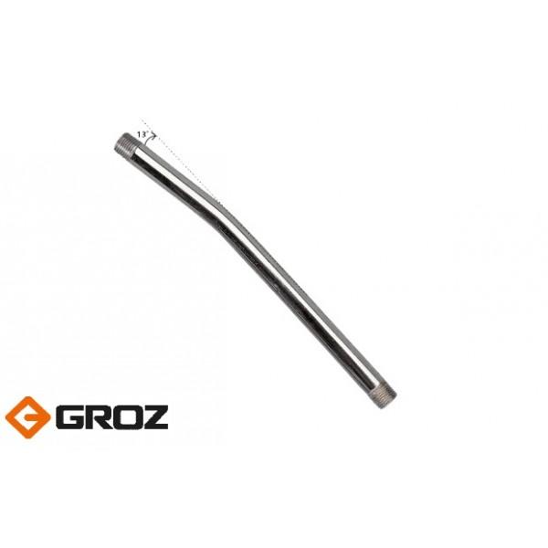 Сменный стальной удлинитель для ручных шприцев GROZ GBP/6/B (GR44800)