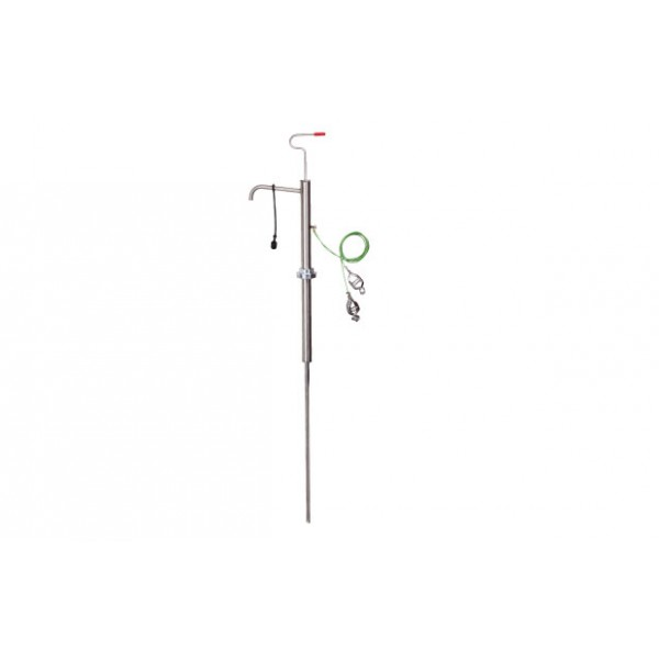 Безопасный ручной вертикальный насос GROZ VLP/SS/55/F Арт. 44132