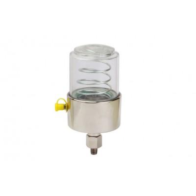 Автономные дозаторы смазки из поликарбоната никеля и алюминия GROZ GFD/PAN/1/B (GR47706)