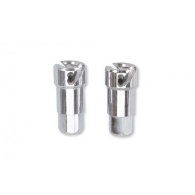Переходник-насадка цилиндрической формы из черных металлов для смазочного шприца GROZ HC/13/B Арт. GR43530